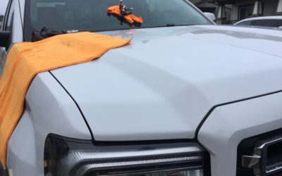 4 Tips For When You First Get A Windshield Chip [Rock Chip Repair]