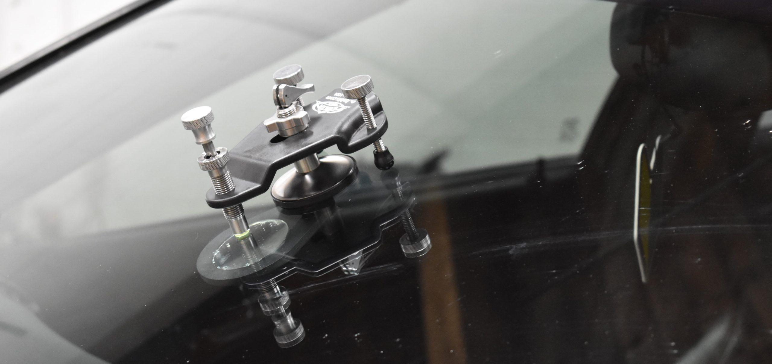 windshield repair bridge - delta kits
