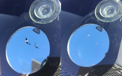 Can A Chip In A Windshield Be Repaired? [Windshield Repair]