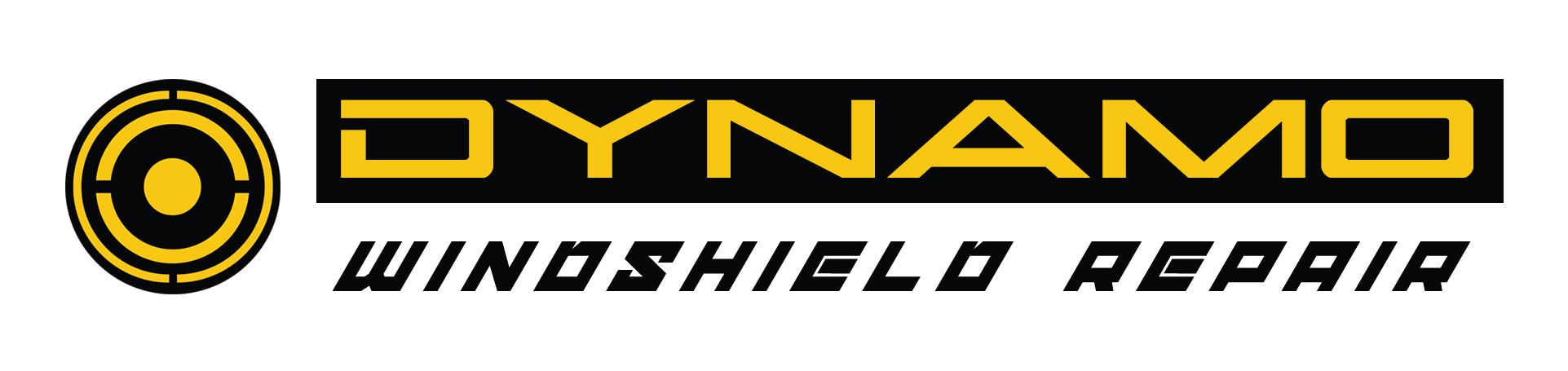 dynamo windshield repair logo